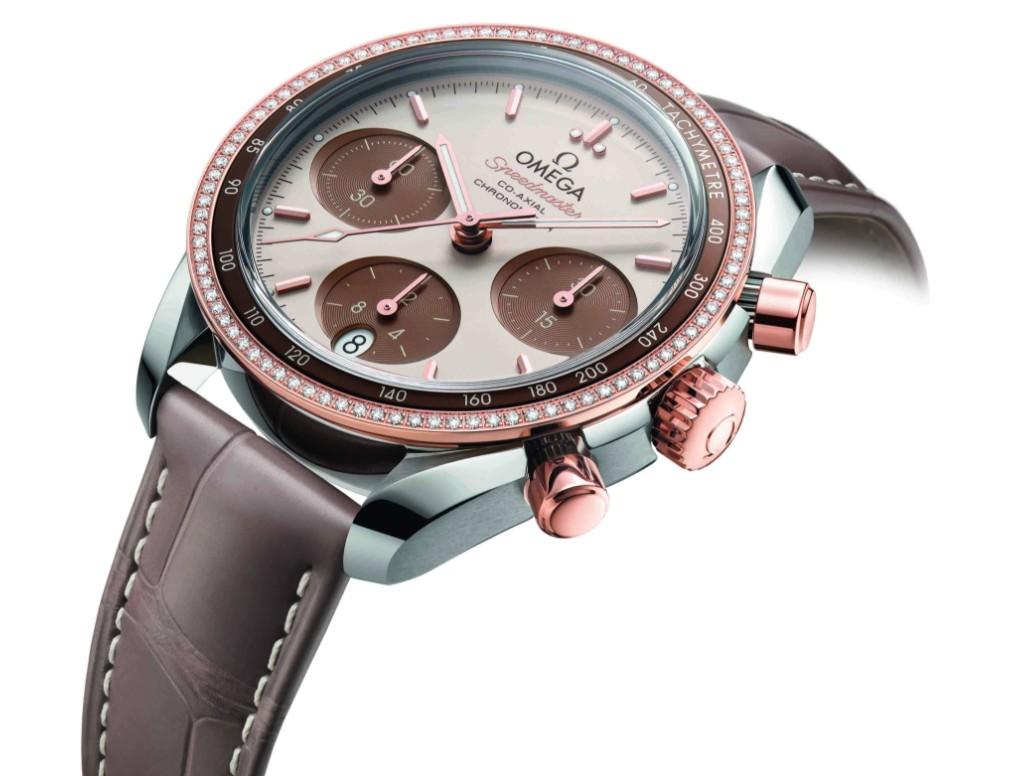 欧米茄手表维修中心展示手表